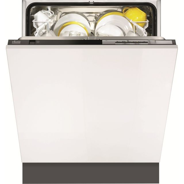 FAURE Lave-Vaisselle Tout-Intégrable FDT15004FA FDT 15004 FA
