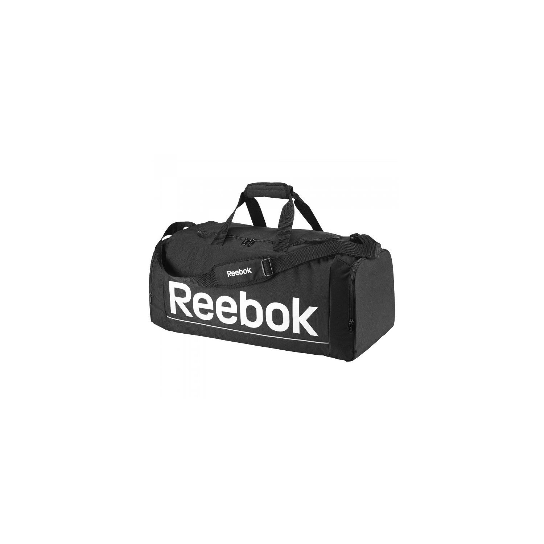 2eb8eea9b3 REEBOK- Sac de sport Sac de sport Royal Medium Grip - Noir