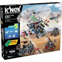K'NEX - 31480 - Equipe De Combat 5 En 1 - Jeu De Construction