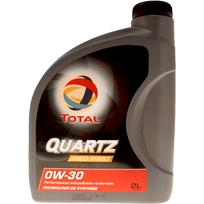 Total - Bidon 2 litres huile moteur Quartz Ineo First 0W30 spéciale Psa 183104