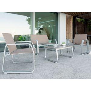 Stunning Salon De Jardin Gili Taupe Images - Amazing House Design ...