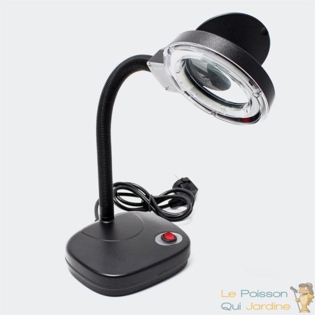aqua occaz lampe loupe de bureau led 25w pas cher achat vente eclairage rueducommerce. Black Bedroom Furniture Sets. Home Design Ideas