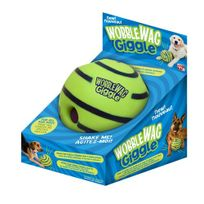 Best Of Tv - Wobble Wag Giggle La balle sonore pour Chien
