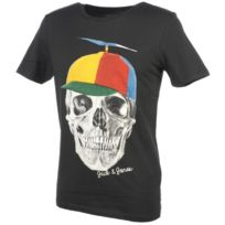 Jack & Jones - School Tee Shirt Mc No Name