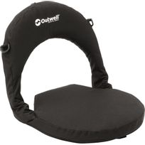 Outwell - Poelo Deluxe - Siège camping - noir