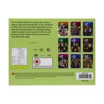 Whv - One Tree Hill - Season 1-9 Complete DVD, 2012, Import anglais
