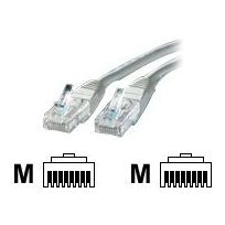 Value - Patch-Kabel - Rj-45 M, bis Rj-45 M 3 m - Utp - Cat 5e