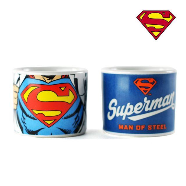 Kas Design Coquetiers Superman - Set de Deux