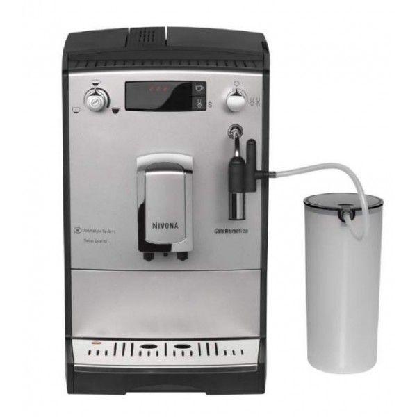 Nivona Machine à Café Expresso CaféRomatica, Fonction Spumatore + Lait 656