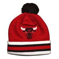Mitchell And Ness , Bonnet Mitchell \u0026 Ness Ke31Z Chicago Bulls Rouge