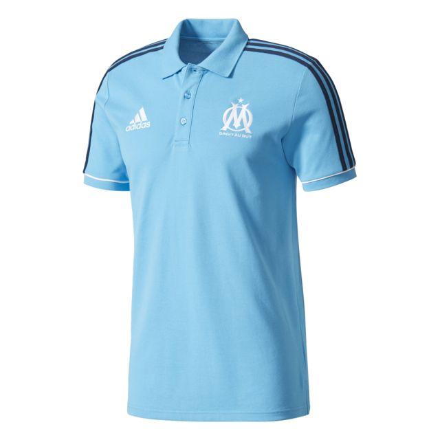 Adidas Polo Olympique de Marseille 20172018 pas cher