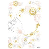 Lilipinso - Botany - Stickers A3 - Planche Composée de Couronnes
