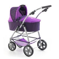 "Bayer Chic 2000 - 637 25 La poussette combinée 3 en 1 Emotion ""ALL In"" - Violet"