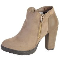 Xti - Chaussures Antelina Mod 28324 Taupe