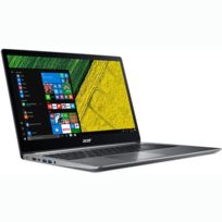 "ACER - PC Portable Swift 3 SF315-51G-591P - Intel Core i5 7200U 2.5 GHz 8 Go RAM - 1 To HDD - 15.6"" IPS 1920 x 1080 Full HD NVIDIA GeForce MX150 - Wi-Fi - Windows 10 Familiale 64 bits"