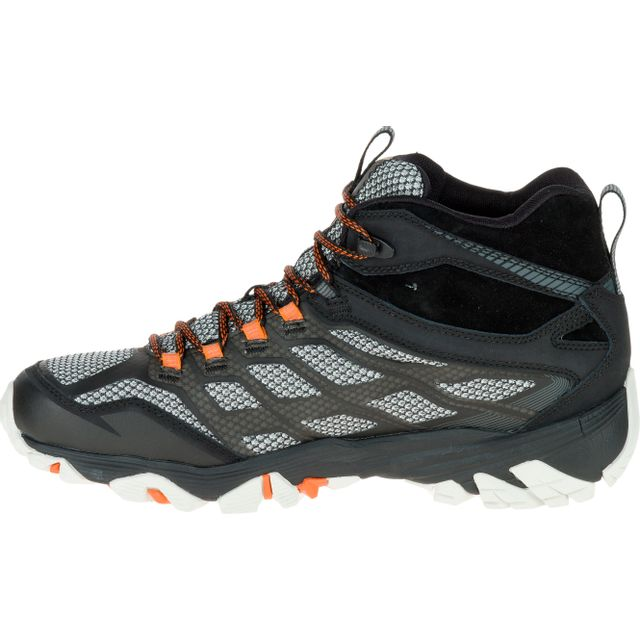 Merrell Moab Fst Gore Tex Chaussures gris pas cher