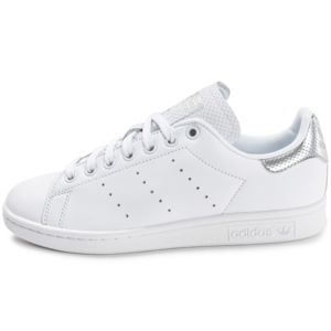 adidas stan smith argentée