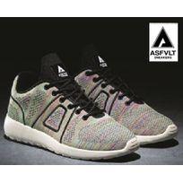 Asfvlt - Sneakers Super Yarknit Black Multicolor