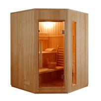 Piscine Center O'CLAIR - Sauna vapeur zen 3/4 monophasé