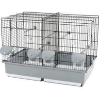 Zolux - Cage Elevage 57 noir/gris