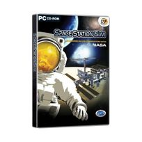 Avanquest Software - Space Station Sim Pc Cd import anglais