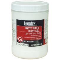 Liquitex - Professional Pot D'ADDITIF Gel Super ÉPAIS Mat 946 Ml