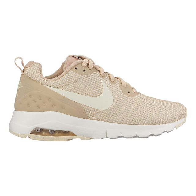 code promo f432f cf233 Nike - Chaussures Air Max Motion Low Se beige femme - pas ...