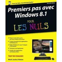 First Interactive - premiers pas avec windows 8.1 pour les nuls