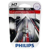 Wacox - Ampoules boite de 10 Type H7 Philips X-treme Vision Moto