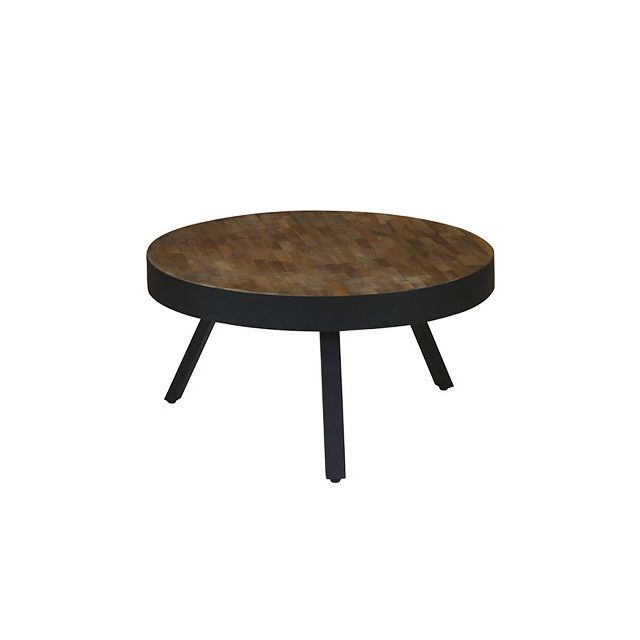 Table basse ronde 76 cm - Alen