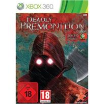Xbox - Deadly Premonition 360
