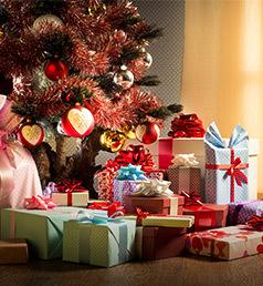 Jouets du Père Noel
