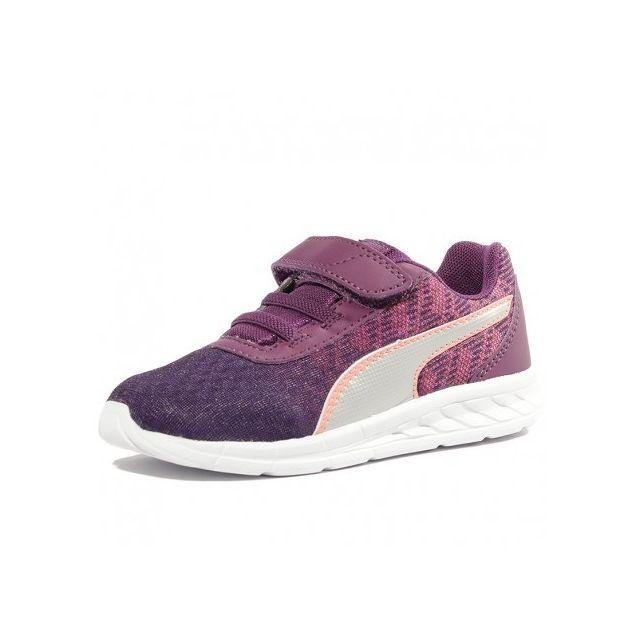Fille Chaussures Puma Infinity Bébé Violet V Cher Pas Comet Y6FFw