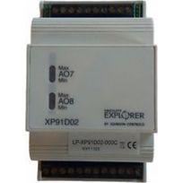 Johnson Controls - Jonhson Controls Lp-xp91D02-000C - Module d'extension - 6 entrées 2 sorties - analogiques