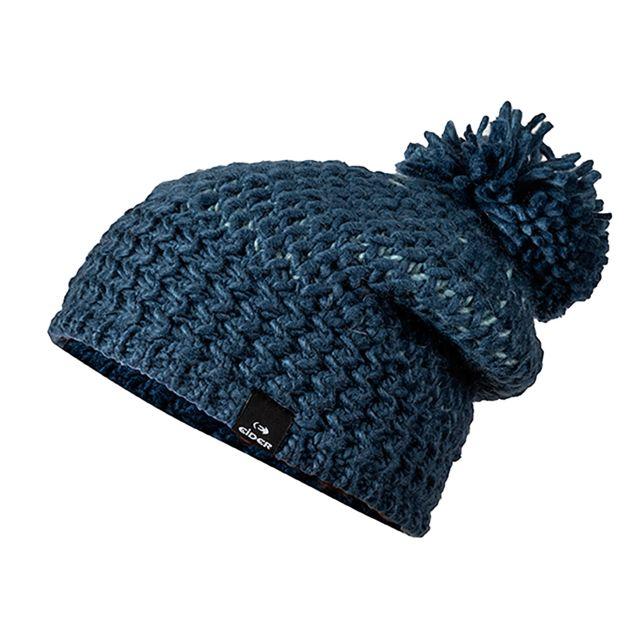 Eider - Bonnet Heavenly Midnight Blue Femme - pas cher Achat   Vente ... 6d46293dd05