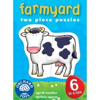 Orchard Toys - Puzzle - Ferme