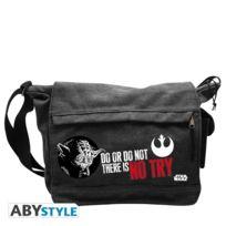 Abystyle - Star Wars Sac Besace Star Wars Yoda Grand Format