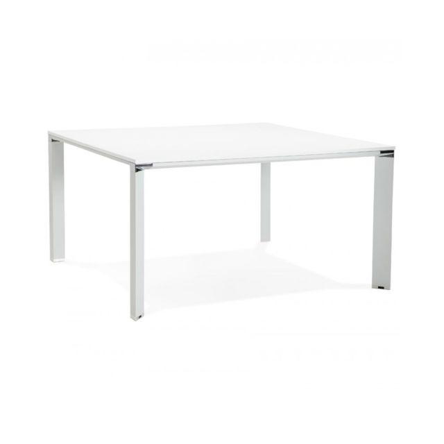 Kokoon Design Bureau design Efyra White 140x140,3x74,6 cm