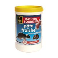 Komax - Raticide souricide - pâte - 400 g