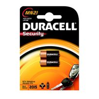 Duracell - lot de 2 piles type mn21 12 volts - 10607