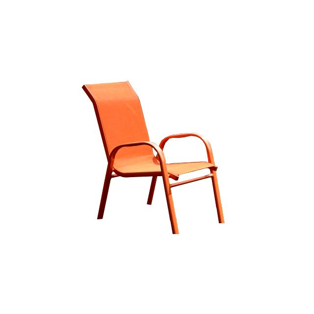Imagin - Fauteuil de jardin enfant Funny Orange - pas cher Achat ...