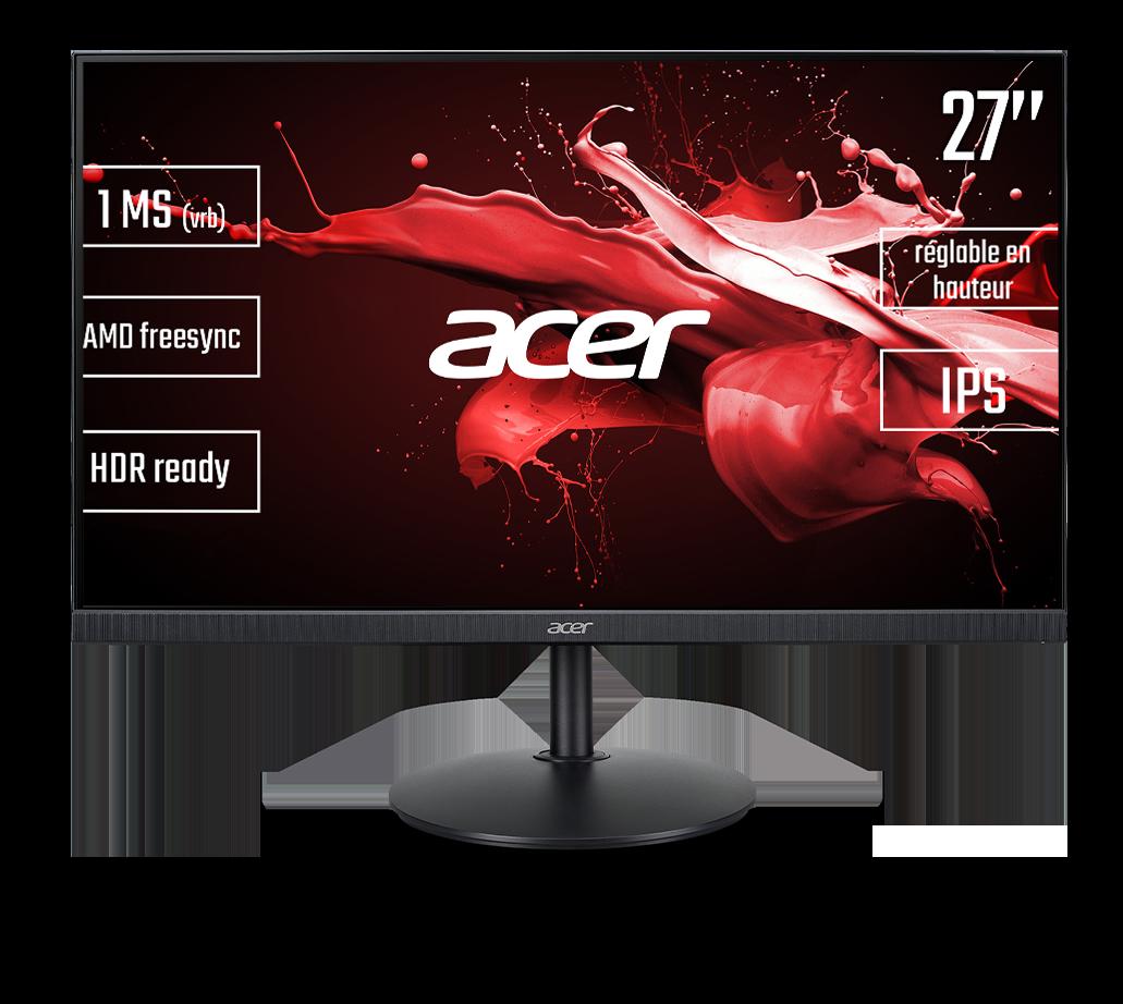Ecran PC Multimédia CB272BMIPRX 27