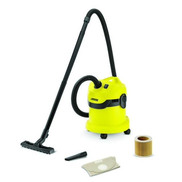Karcher Aspirateur Wd 2 eau et poussière