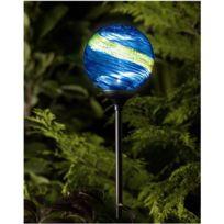 SolarMate - Lampe solaire de jardin Murano Midnight
