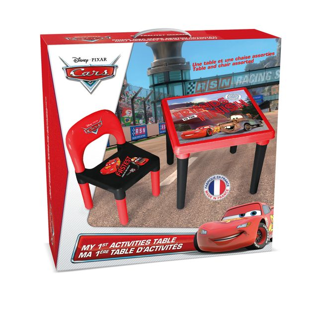 Cars table 1 chaise hdic005