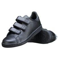Adidas - Basket enfant Stan Smith Cf C M20606 Noir