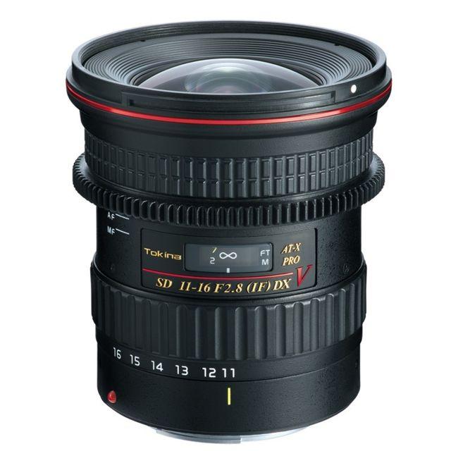 Tokina Objectif At-x11-16mm Pro Dx V N/AF