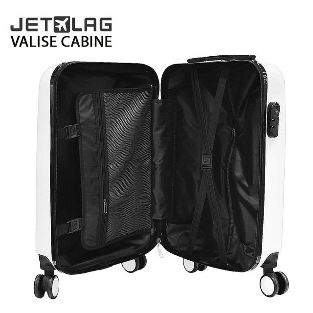 Jet Lag - Valise cabine Colors Rouge - 40