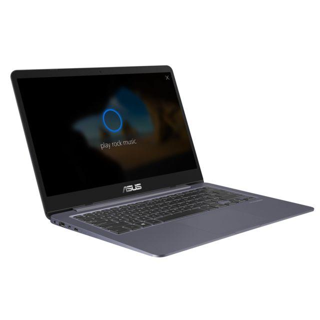 ASUS - VivoBook S406UA-BM216T - Gris Foncé