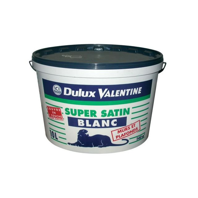 Destockage peinture dulux valentine stunning peinture dulux valentine serie speciale blanc mat - Peinture acrylique mur et plafond ...